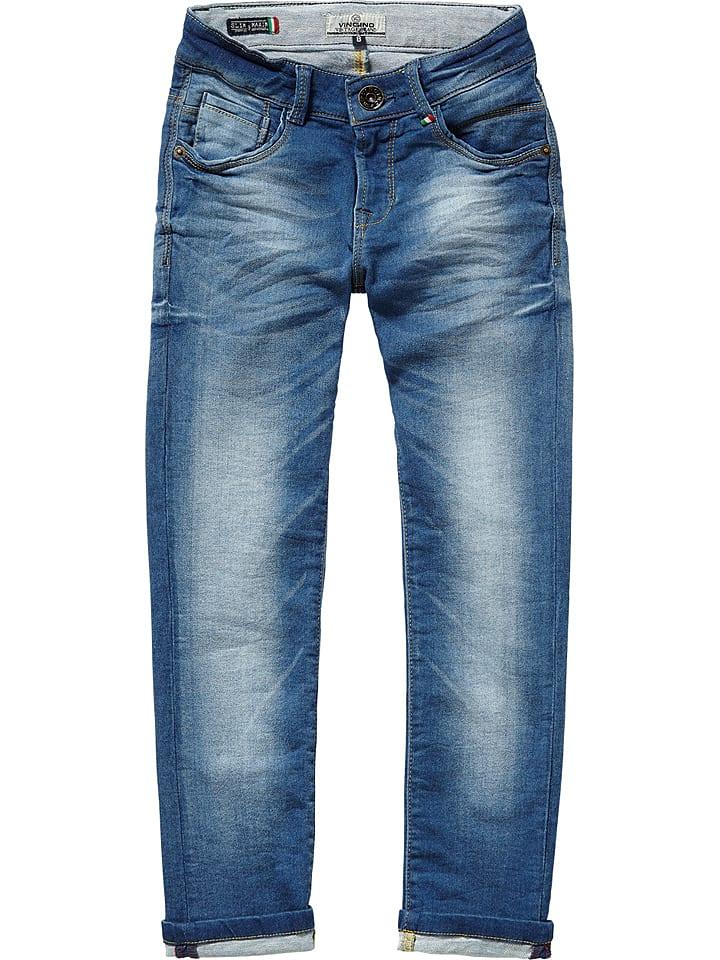 """Vingino Jeans """"Maxim"""" - Slim fit - in Blau"""