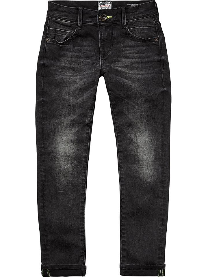 "Vingino Jeans ""Armand"" - Skinny fit - in Schwarz"