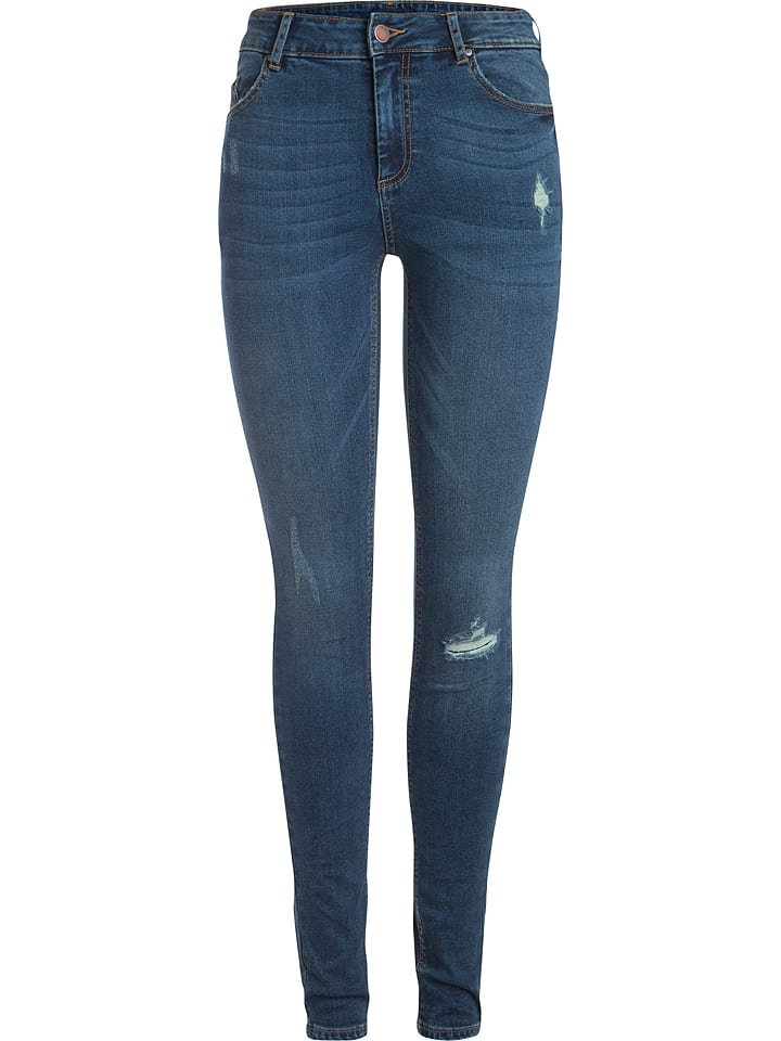 Pieces Jeans in Blau