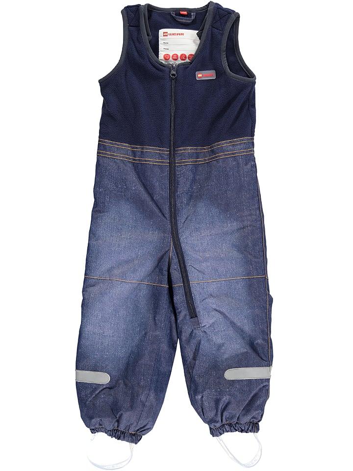"""Legowear Ski-/ Snowboardhose """"Penn 772"""" in Blau"""