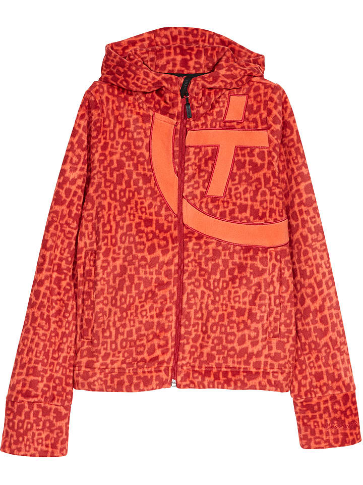 "Chiemsee Fleecejacke ""Orlanda"" in Rot"