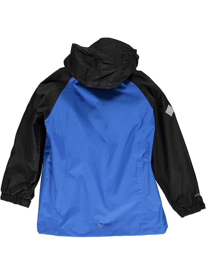 079c1b4f4a420 Kurtka 3w1 w kolorze niebiesko-czarnym - Regatta - Wyprzedaż w Outlet  Limango