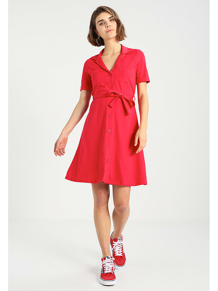 Mint   berry - Kleid in Rot   limango Outlet b65bb77e07