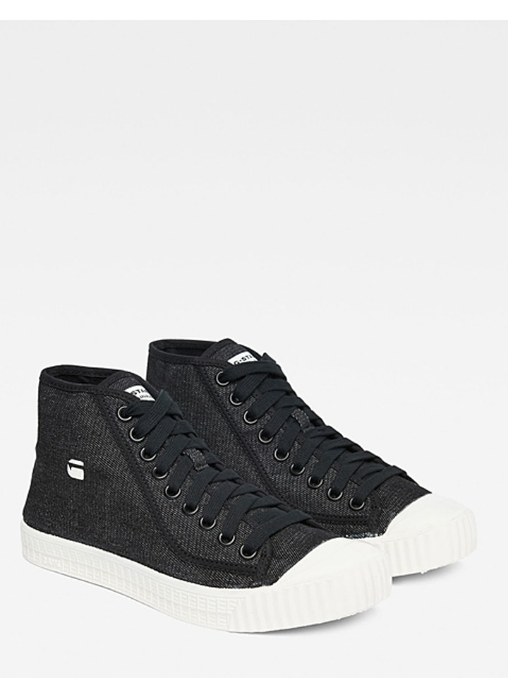 """G-Star Sneakers """"Rovulc"""" antraciet"""