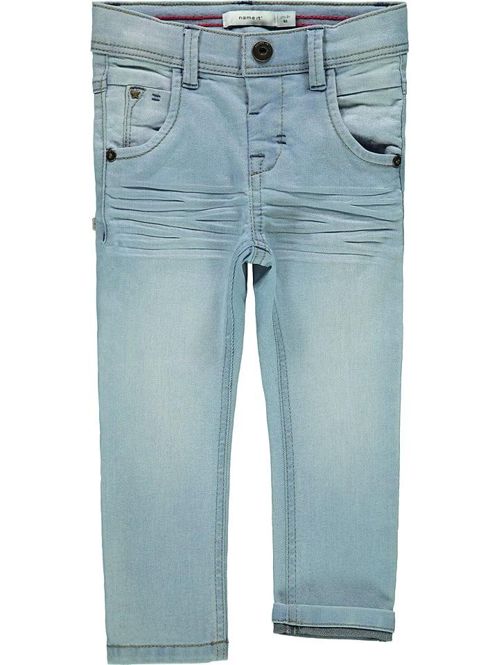"""Name it Jeans """"Silas"""" - Slim fit - in Hellblau"""