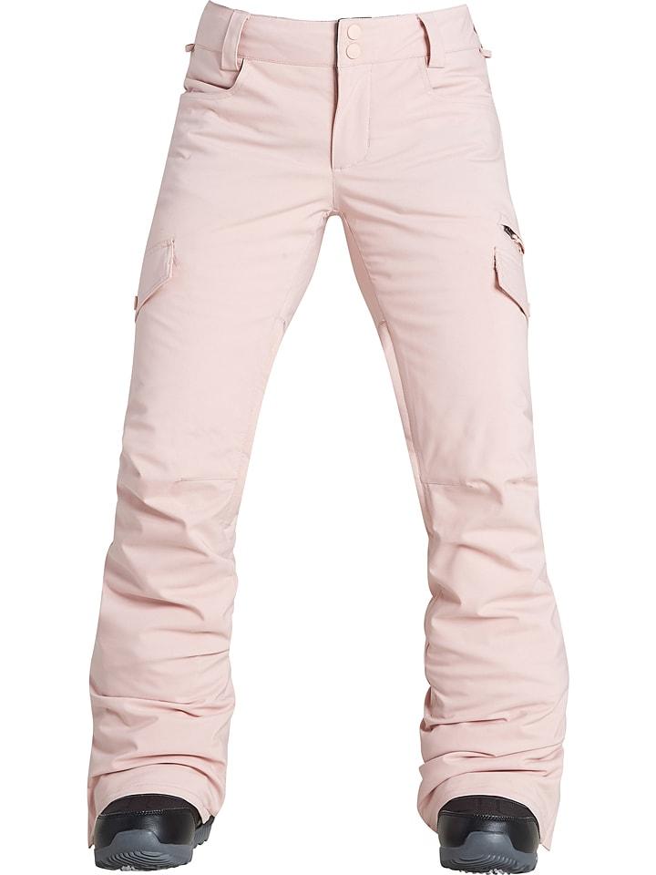"Billabong Pantalon de ski/snowboard ""Nela"" - rose"