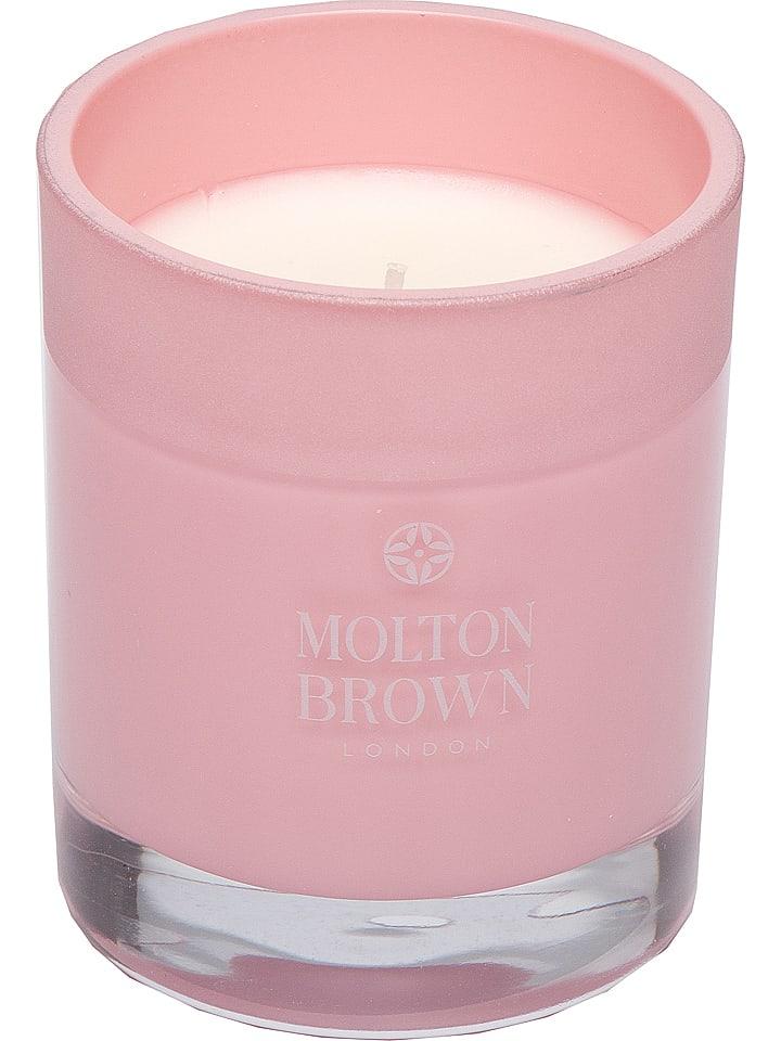 """M.Brown Świeca zapachowa """"Delicious Rhubarb & Rose"""" - 180 g"""