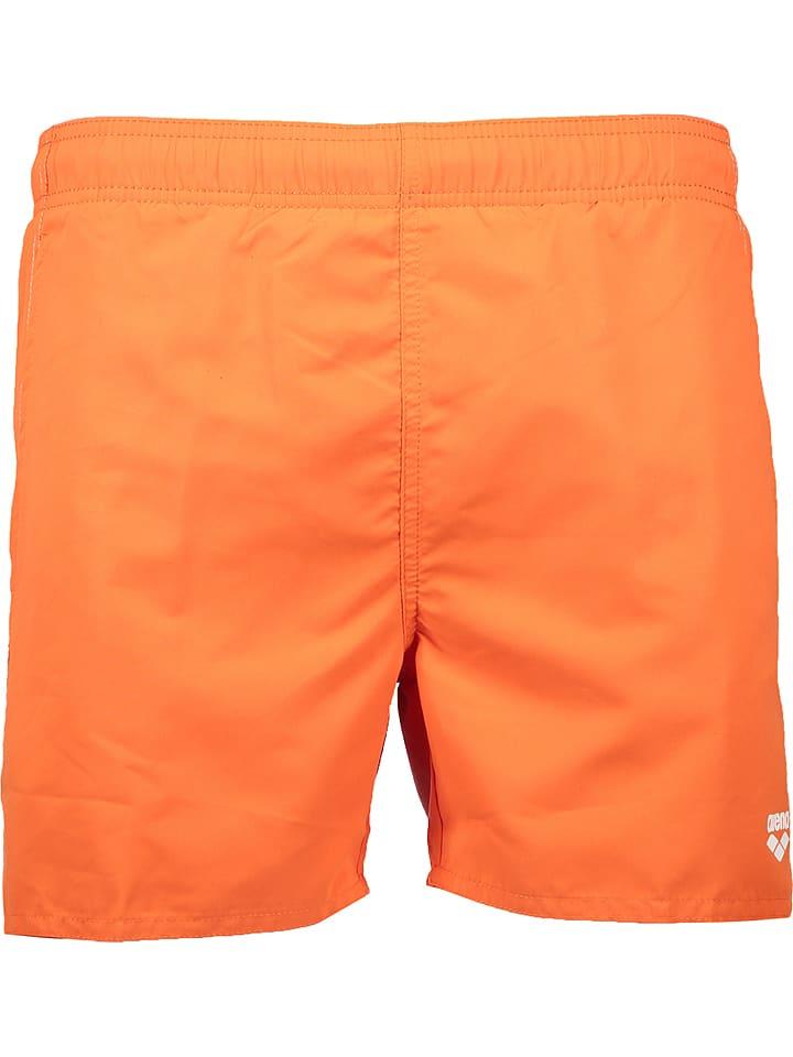 """Arena Short de bain """"Fundamental"""" - orange"""