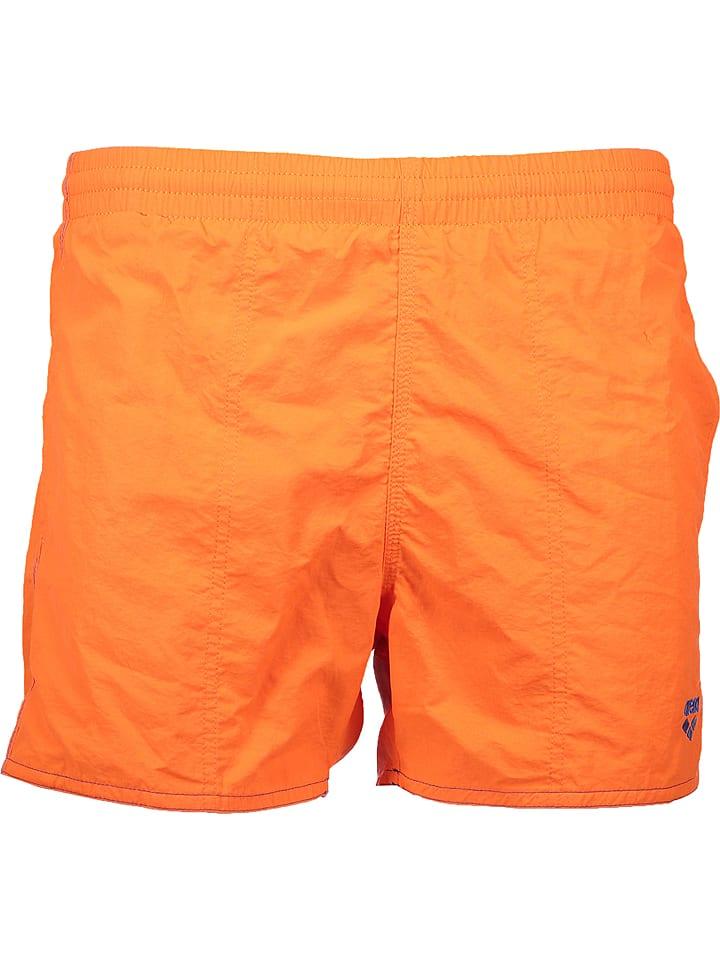 """Arena Spodenki kąpielowe """"Bywayx"""" w kolorze pomarańczowym"""