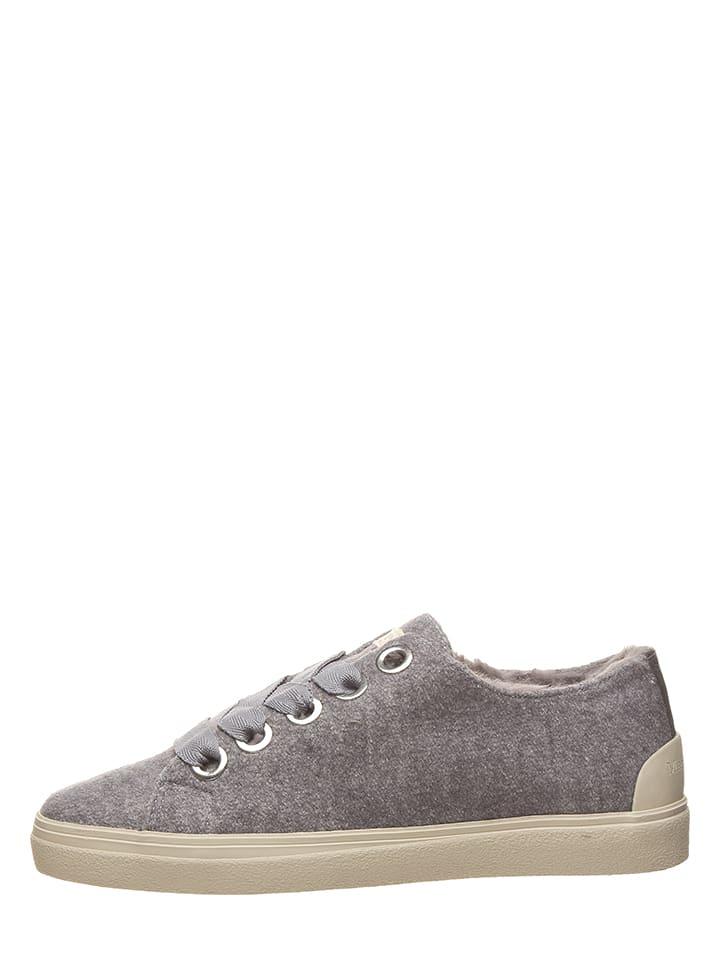 Marc O'Polo Sneakersy w kolorze szarym