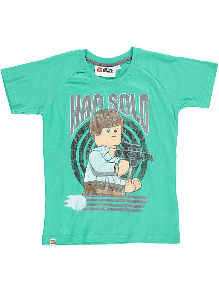 "Legowear Shirt ""Star Wars"" in Grün"