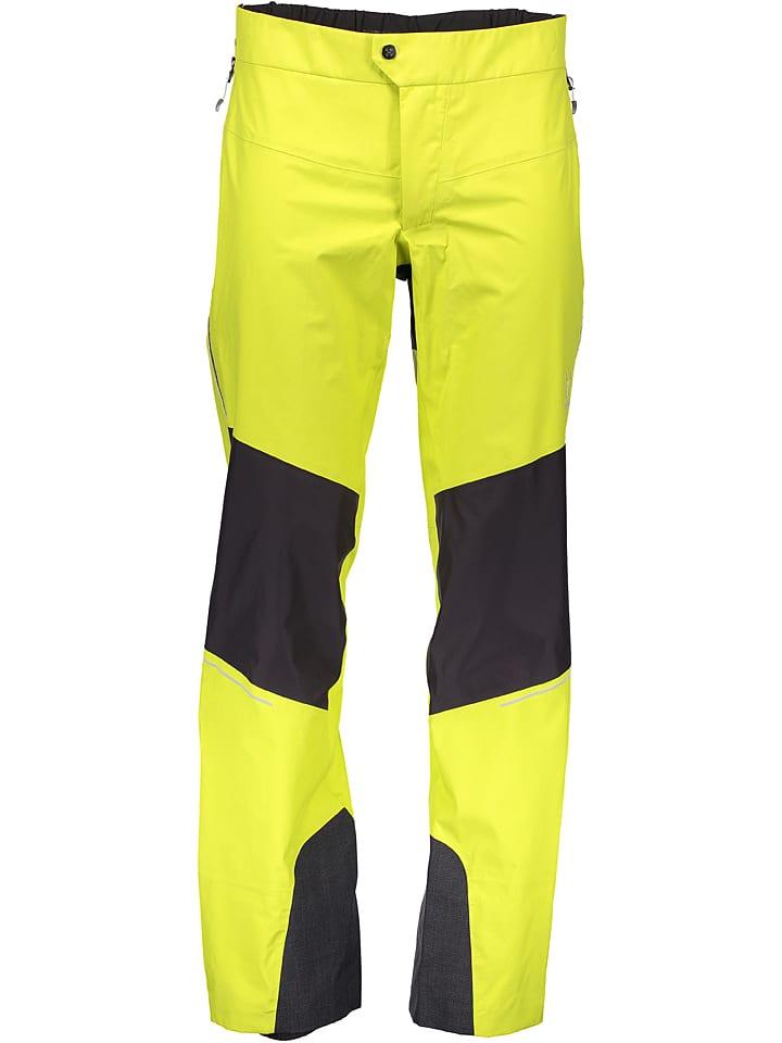"""Haglöfs Pantalon de ski/snowboard """"Touring active"""" - jaune/noir"""