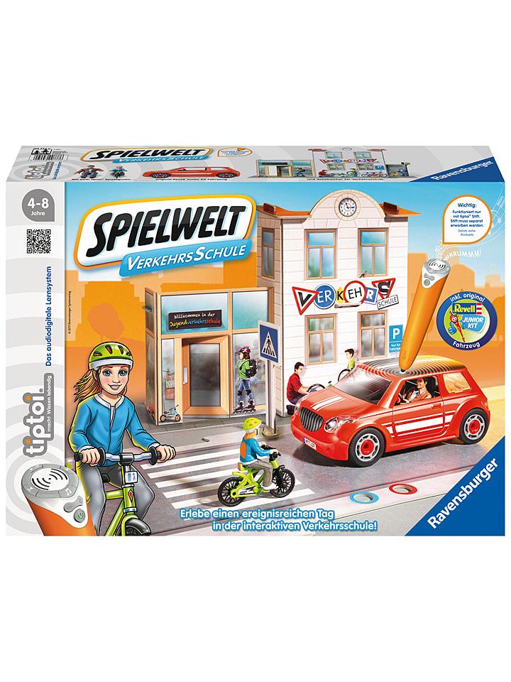 Ravensburger Tiptoi-Spiel ´´Spielwelt Verkehrsschule´´ - ab 4 Jahren - 52% | Experimentieren spielzeug