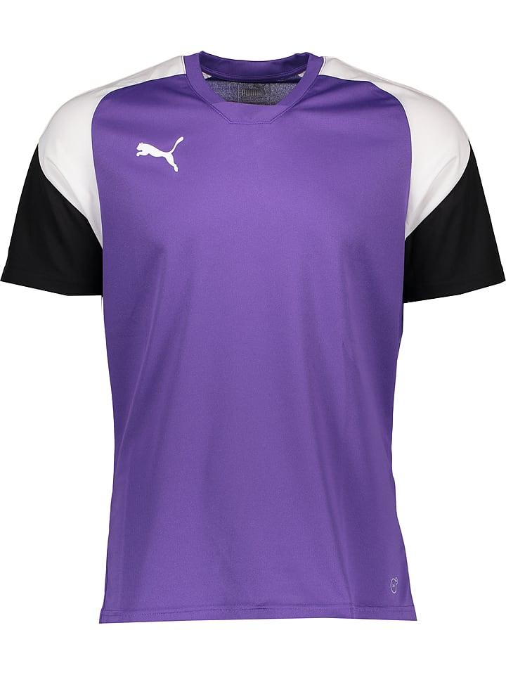 Puma Koszulka funkcyjna w kolorze fioletowym