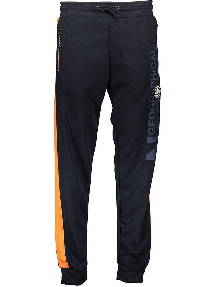 """Geographical Norway Pantalon en sweat """"Marli"""" - bleu foncé"""