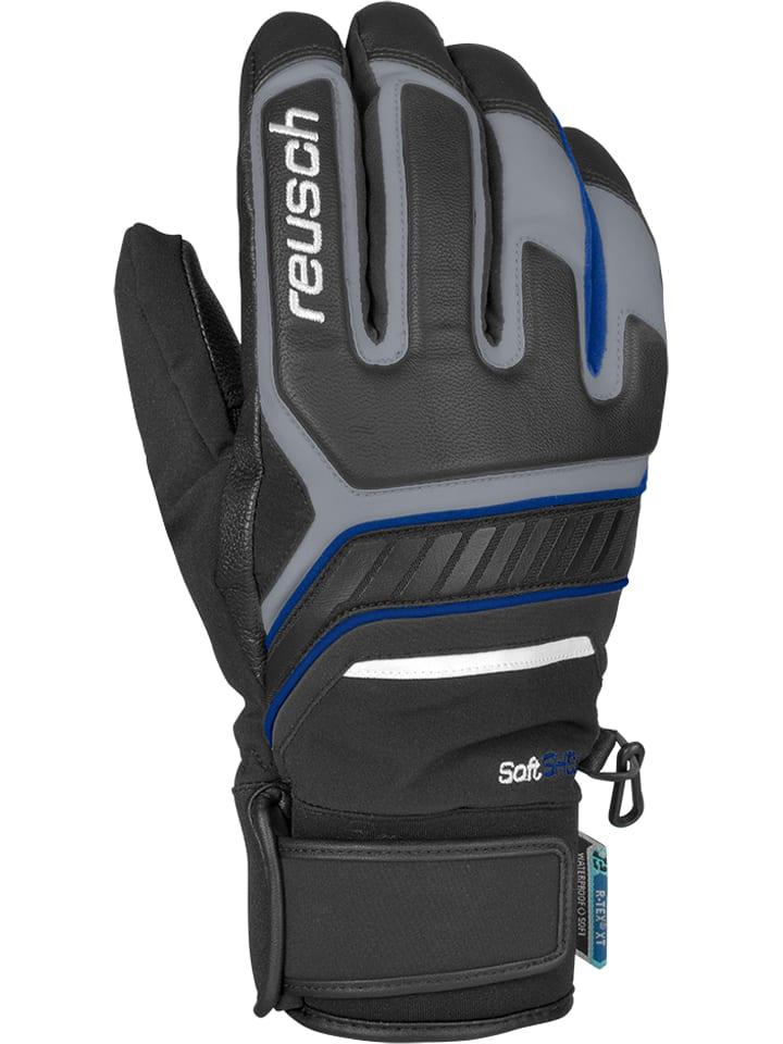 """Reusch Skórzane rękawice narciarskie """"Reusch Thunder R-TEX® XT"""" w kolorze czarnym"""