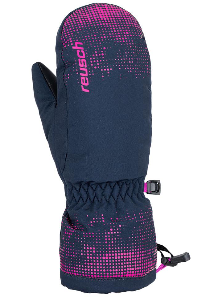 Reusch Rękawice narciarskie w kolorze fioletowo-czarnym