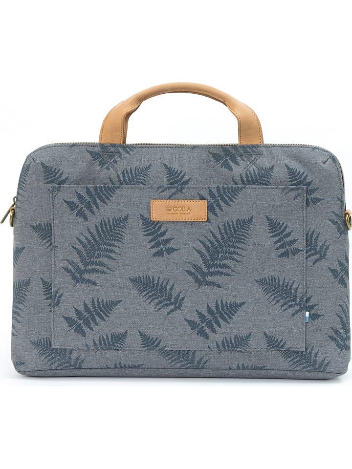 Golla  Laptoptasche ´´Polaris´´ in Grau (B)35 x (H)24,5 x (T)5,5 cm | 57% Rabatt | Damen taschen | 06419334109695