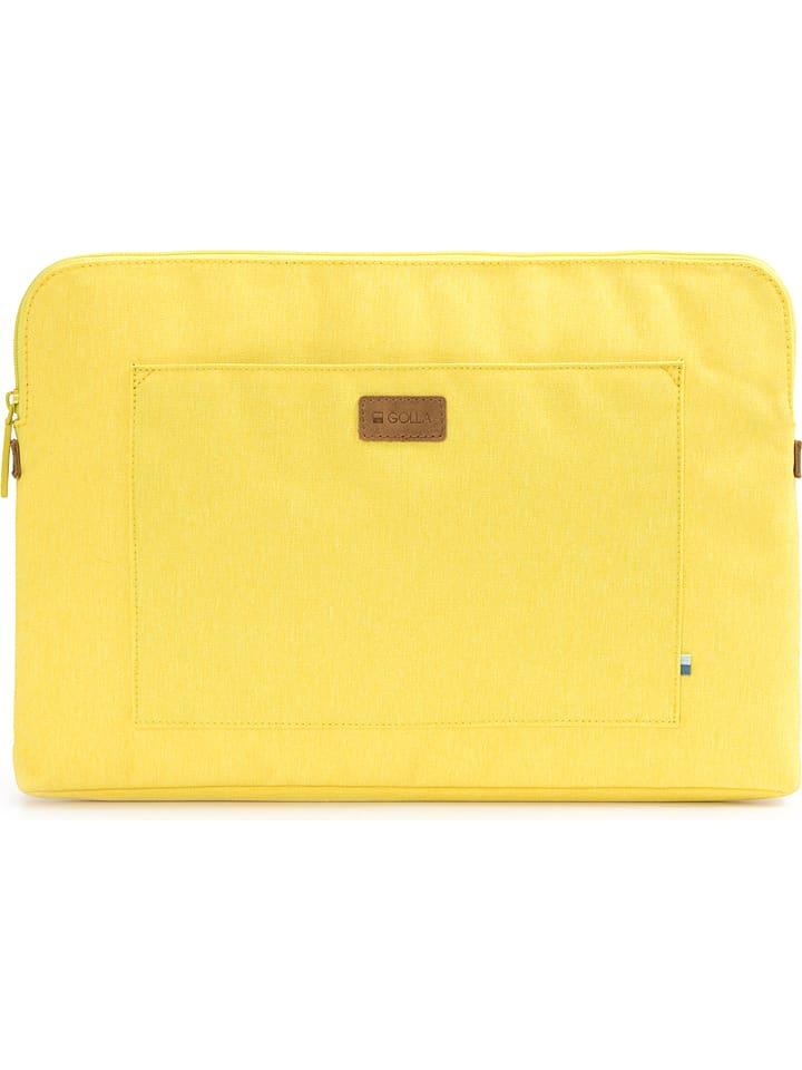 Golla  Laptoptasche ´´Sirius´´ in Gelb (B)38,5 x (H)26,5 x (T)2 cm | 72% Rabatt | Damen taschen | 06419334109107