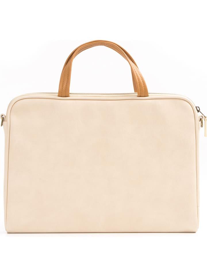 Golla  Laptoptasche ´´Adia´´ in Beige (B)36 x (H)26 x (T)2,5 cm | 78% Rabatt | Damen taschen | 06419334108421
