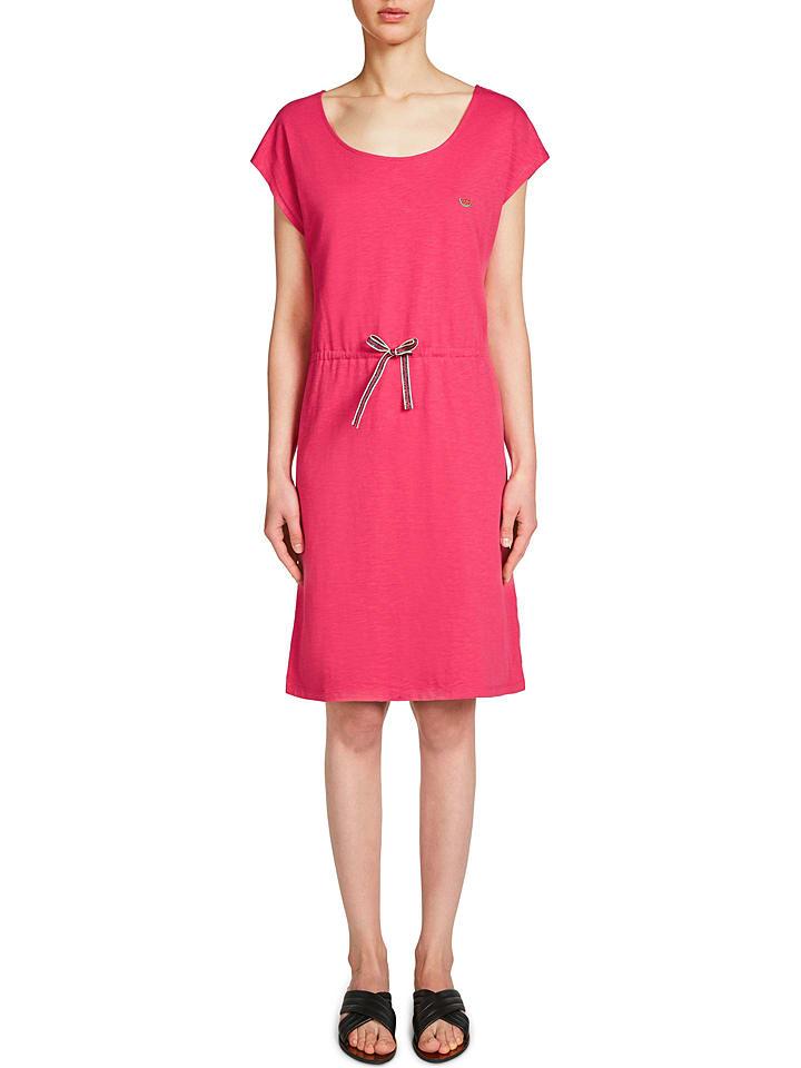 Oui Sukienka w kolorze różowym