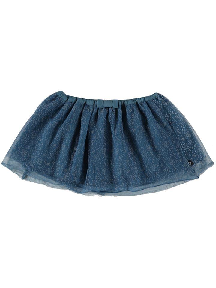 "Lulu Castagnette Spódnica ""Darista"" w kolorze morskim"