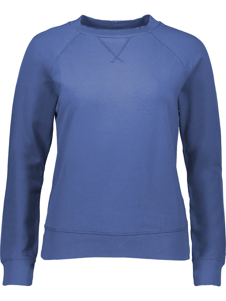 Benetton Sweatshirt in Blau