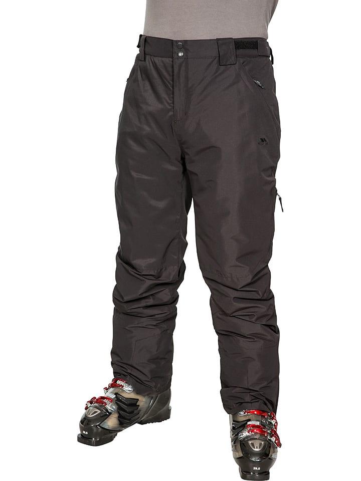 "Trespass Pantalon de ski/snowboard ""Roscrea"" - noir"