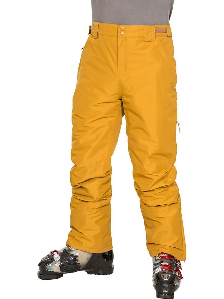 "Trespass Pantalon de ski/snowboard ""Roscrea"" - jaune"