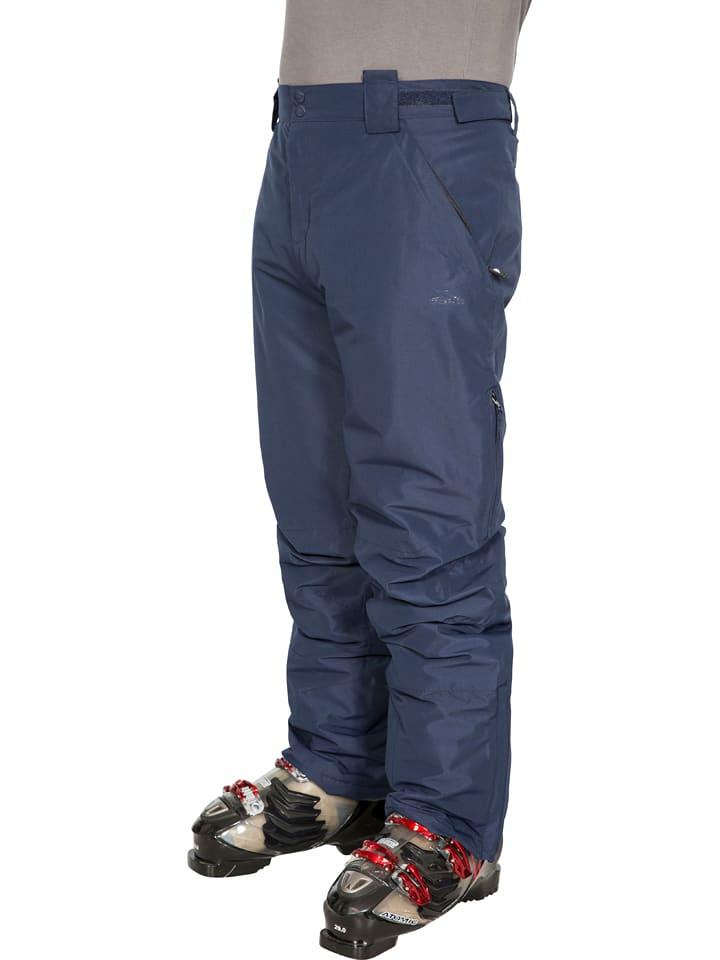 "Trespass Pantalon de ski/snowboard ""Roscrea"" - bleu foncé"
