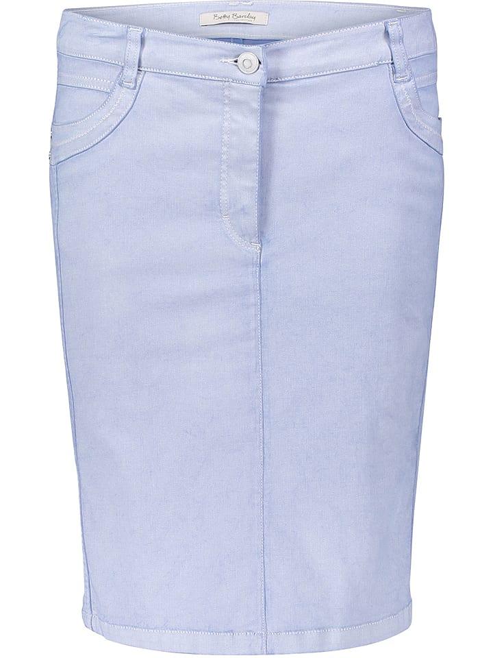 Betty Barclay Spódnica w kolorze błękitnym