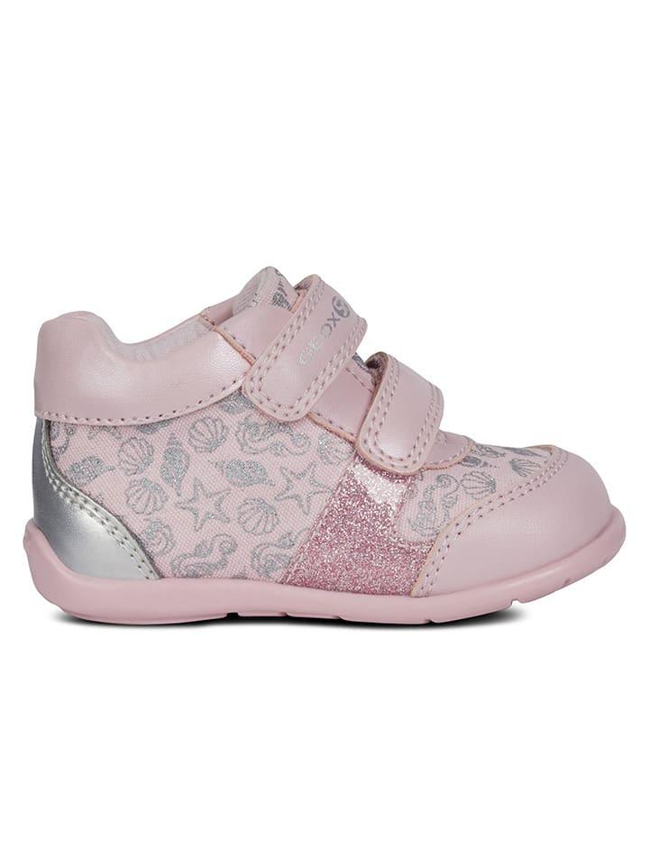 "Geox Sneakers ""Elthan"" lichtroze"
