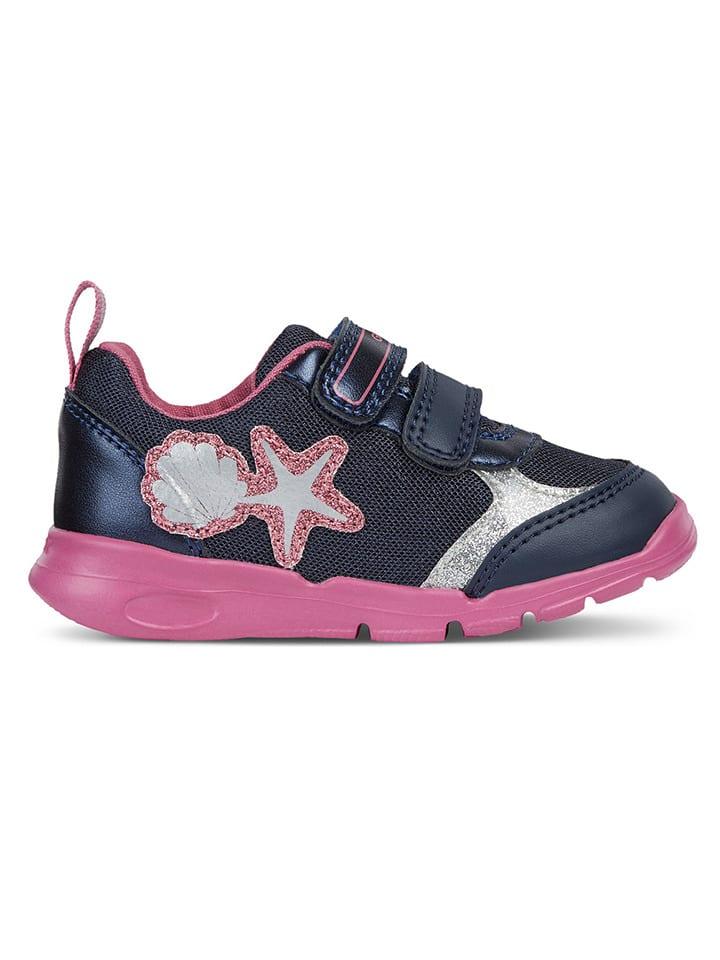"Geox Sneakers ""Runner"" donkerblauw"