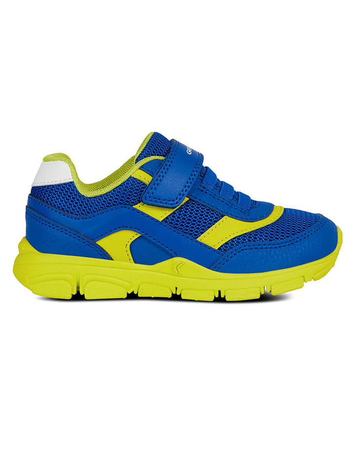 """Geox Sneakers """"Torque"""" in Blau"""