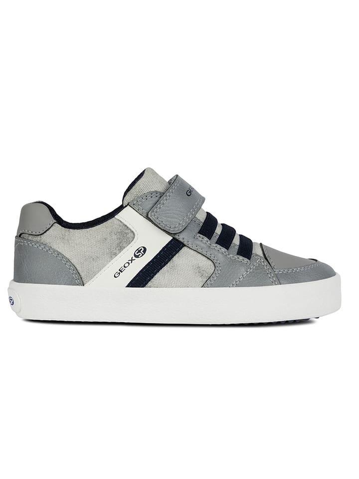 Geox Sneakersy w kolorze szarym