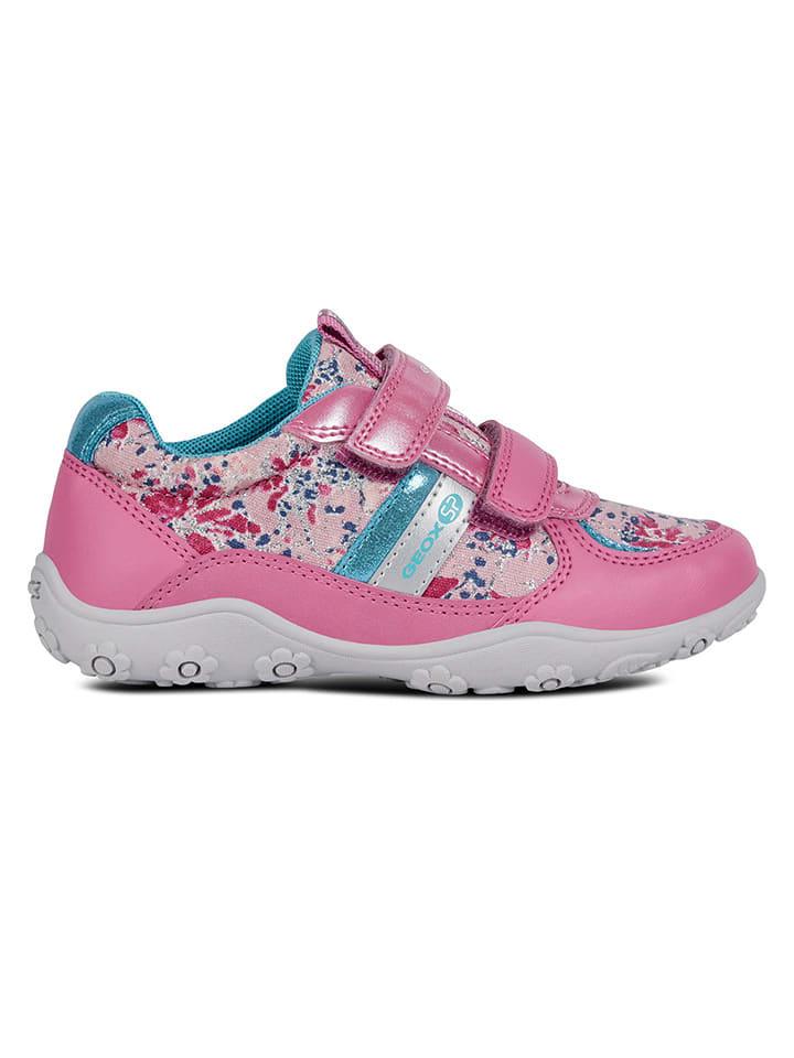 """Geox Sneakers """"Adalyn"""" in Rosa"""