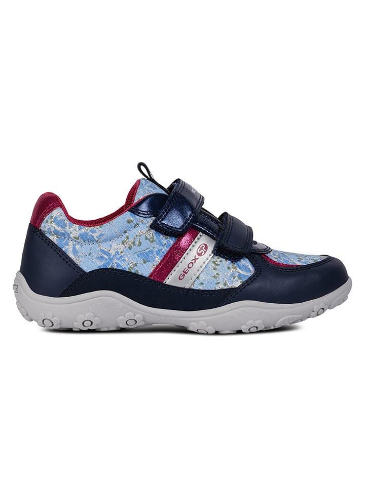 """Geox Sneakers """"Adalyn"""" in Blau"""