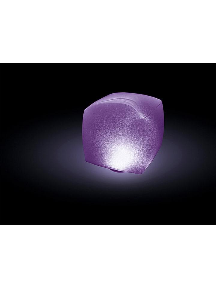 Intex Pływak LED w kolorze fioletowym