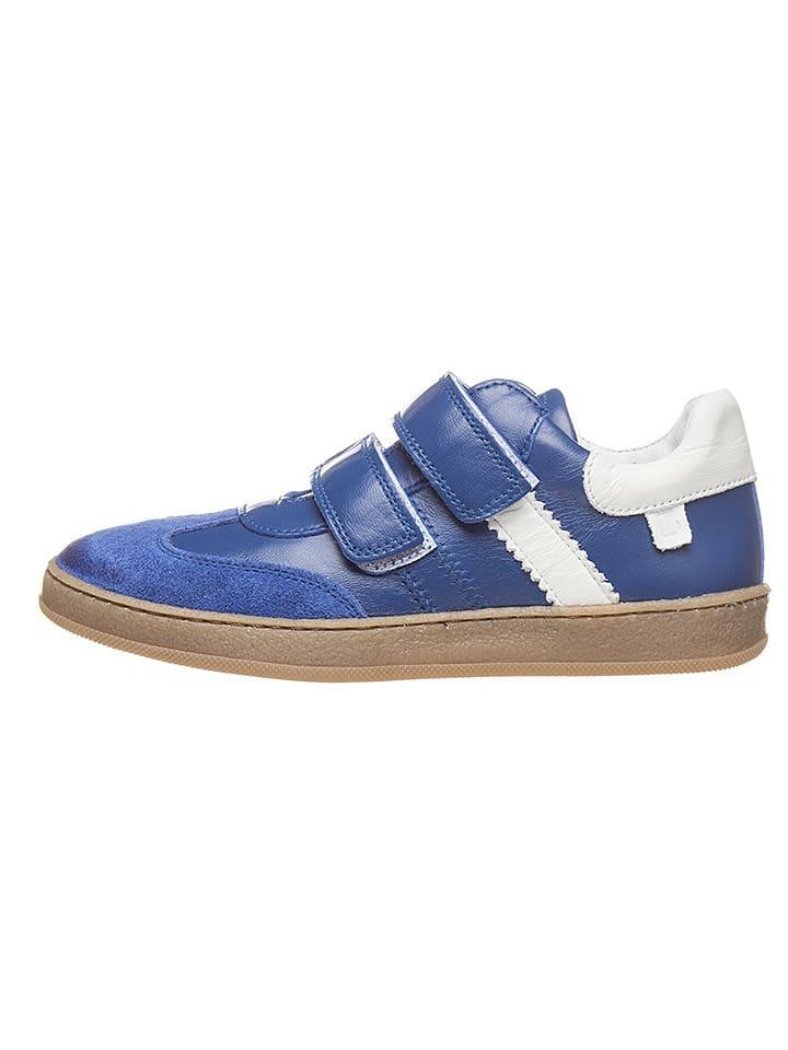 BO-BELL Leren sneakers blauw