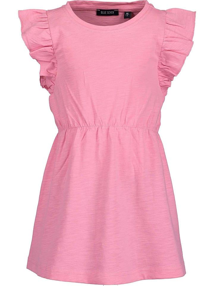 Blue Seven Kleid in Rosa
