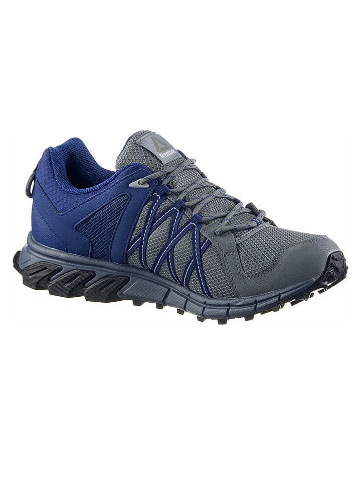 Buty w kolorze szaro niebieskim do biegania Reebok