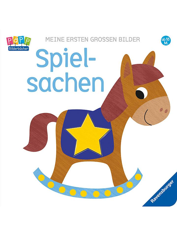 Ravensburger Bilderbuch Meine ersten großen Bilder - Spielsachen - 65% | Buecher