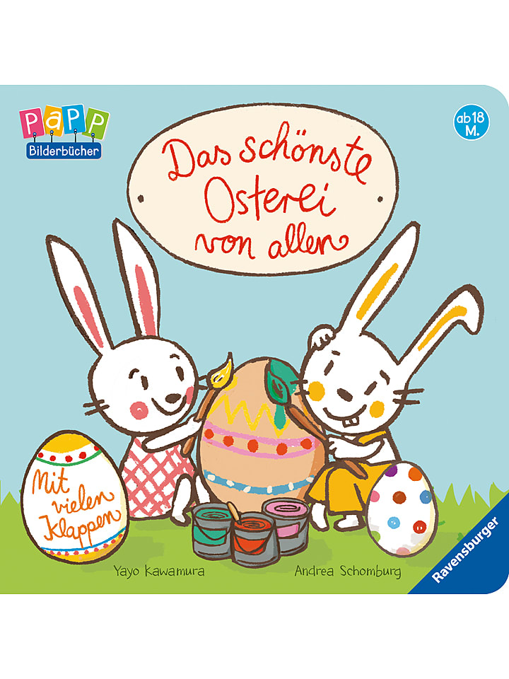 Ravensburger Bilderbuch Das schönste Osterei von allen - 66% | Kinderbuecher