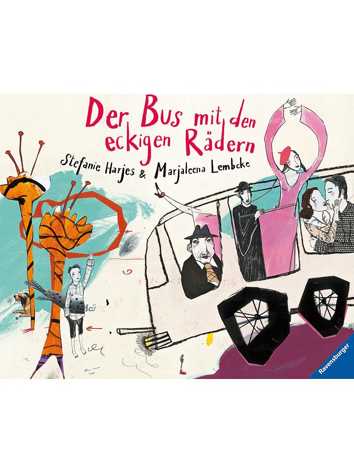 Ravensburger Vorlesebuch Der Bus mit den eckigen Rädern - 75% | Kinderbuecher
