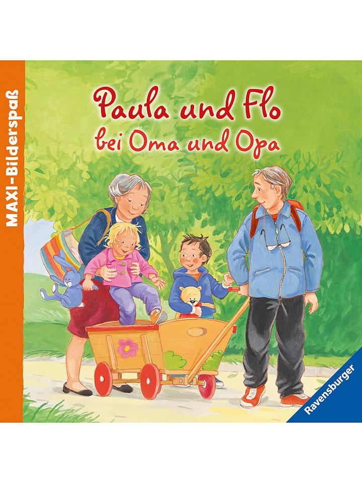 Ravensburger Bilderbuch Paula und Flo bei Oma - 33%   Kinderbuecher