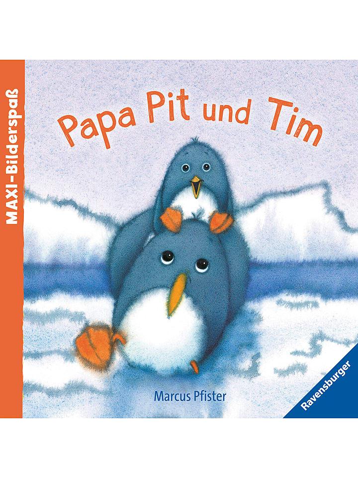 Ravensburger Bilderbuch Papa Pit und Tim - 33% | Kinderbuecher