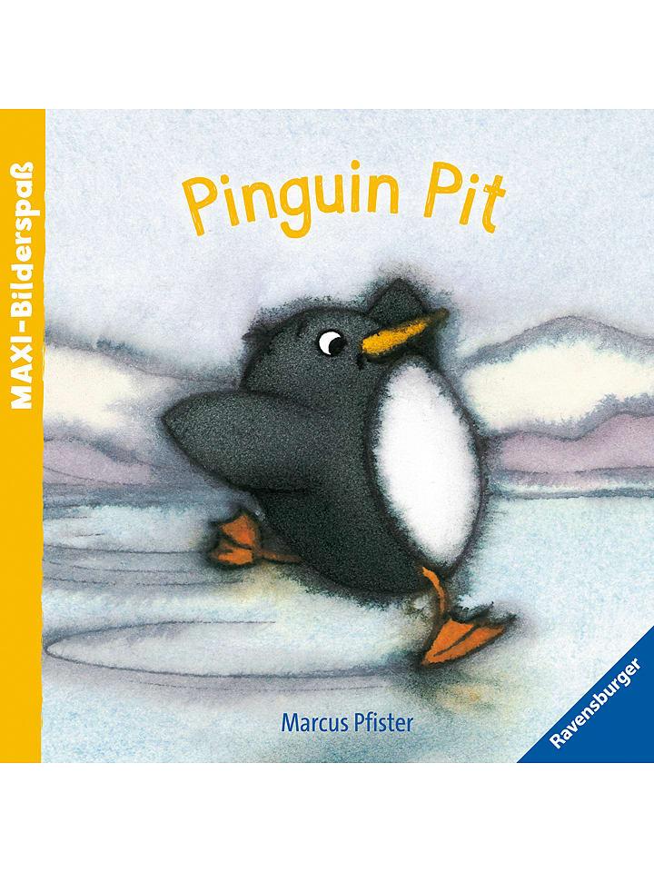 Ravensburger Bilderbuch Pinguin Pit - 16% | Kinderbuecher