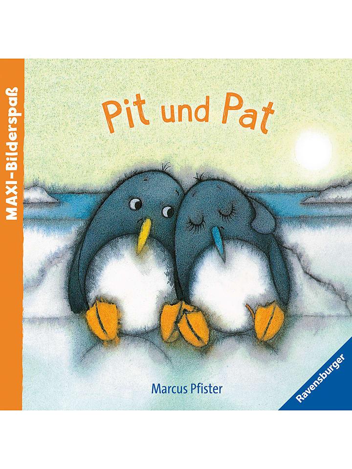 Ravensburger Bilderbuch Pit und Pat - 33% | Kinderbuecher