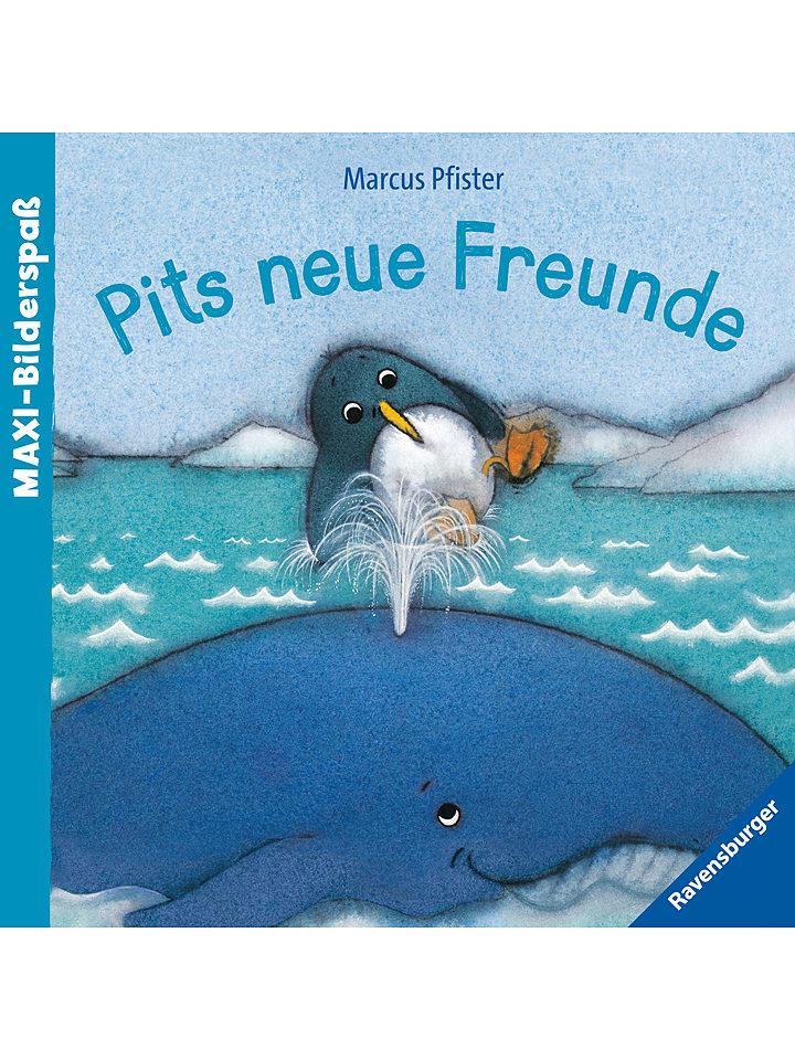 Ravensburger Bilderbuch Pits neue Freunde - 33% | Kinderbuecher