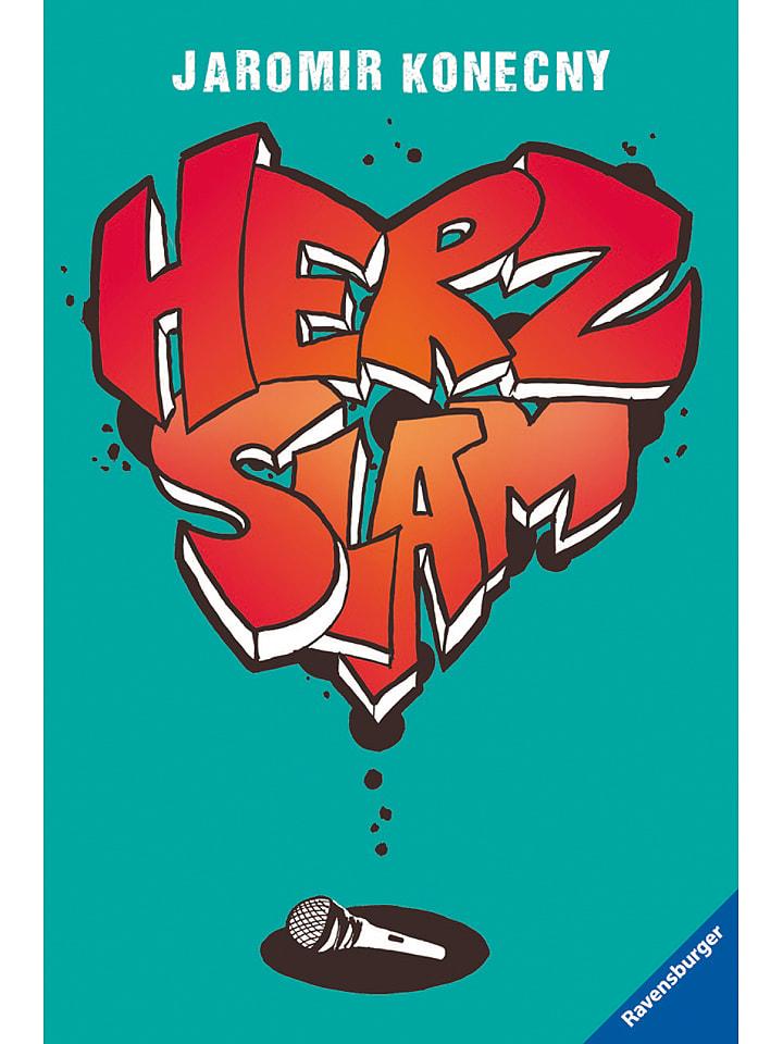 Ravensburger Jugendroman Herz Slam - 69% | Kinderbuecher